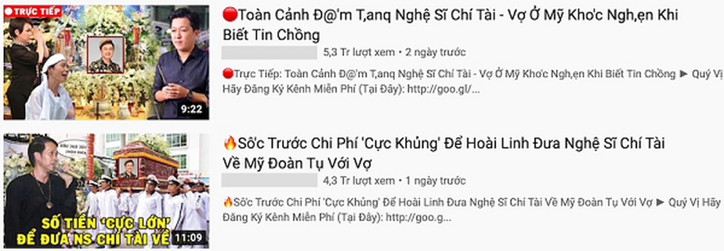 Youtuber loi dung chuyen bay cua co nghe si Chi Tai cau view-Hinh-9