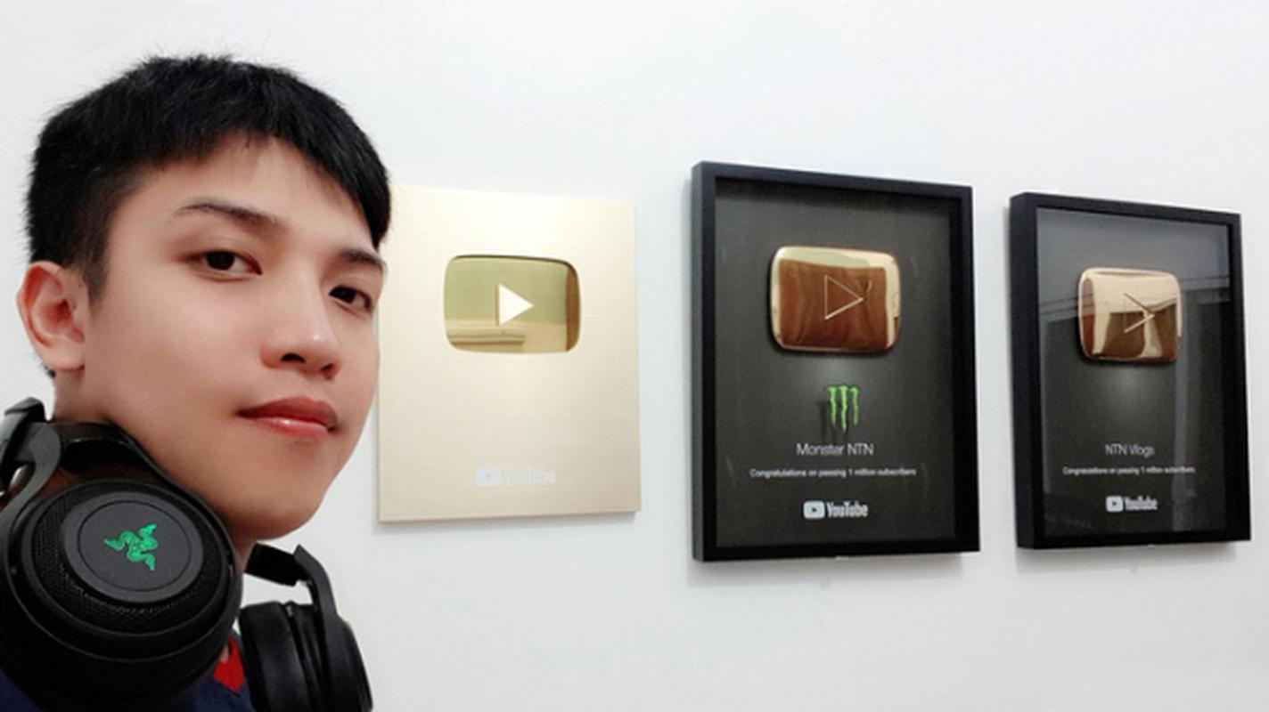 Kenh YouTube cua NTN dat top 3 luot dang ki tai Viet Nam-Hinh-3