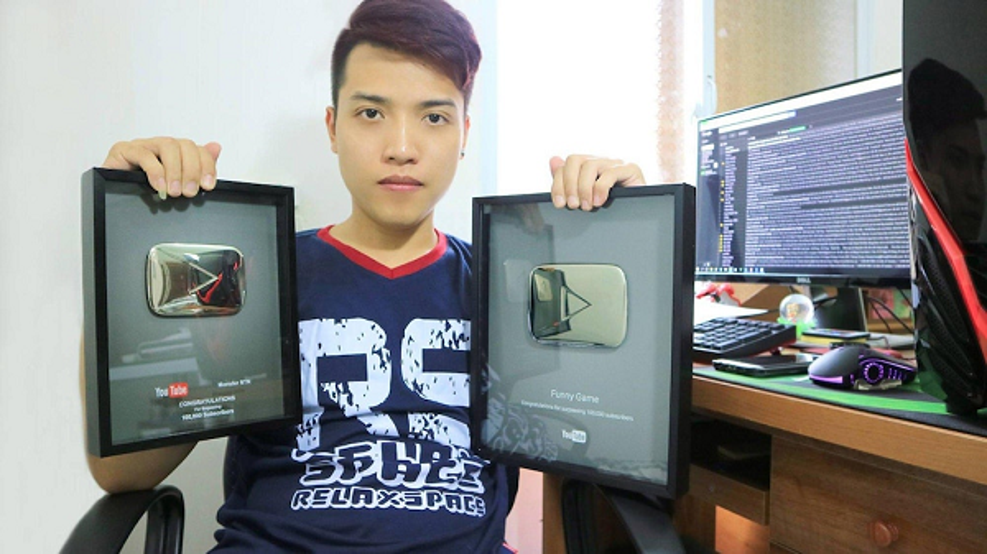 Kenh YouTube cua NTN dat top 3 luot dang ki tai Viet Nam-Hinh-6