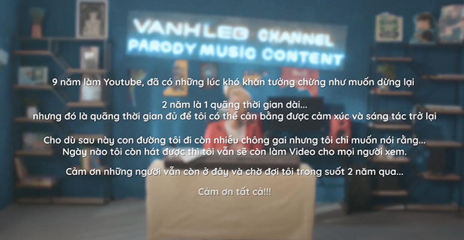 """Vanh Leg vua tro lai da """"ca khia"""" Do Mixi trong MV moi-Hinh-18"""