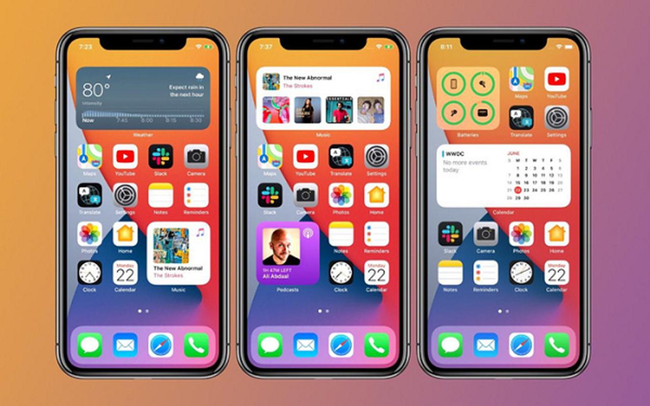 "iOS 14 tai hien game huyen thoai ""ran san moi"" tren iPhone va Apple Watch-Hinh-2"