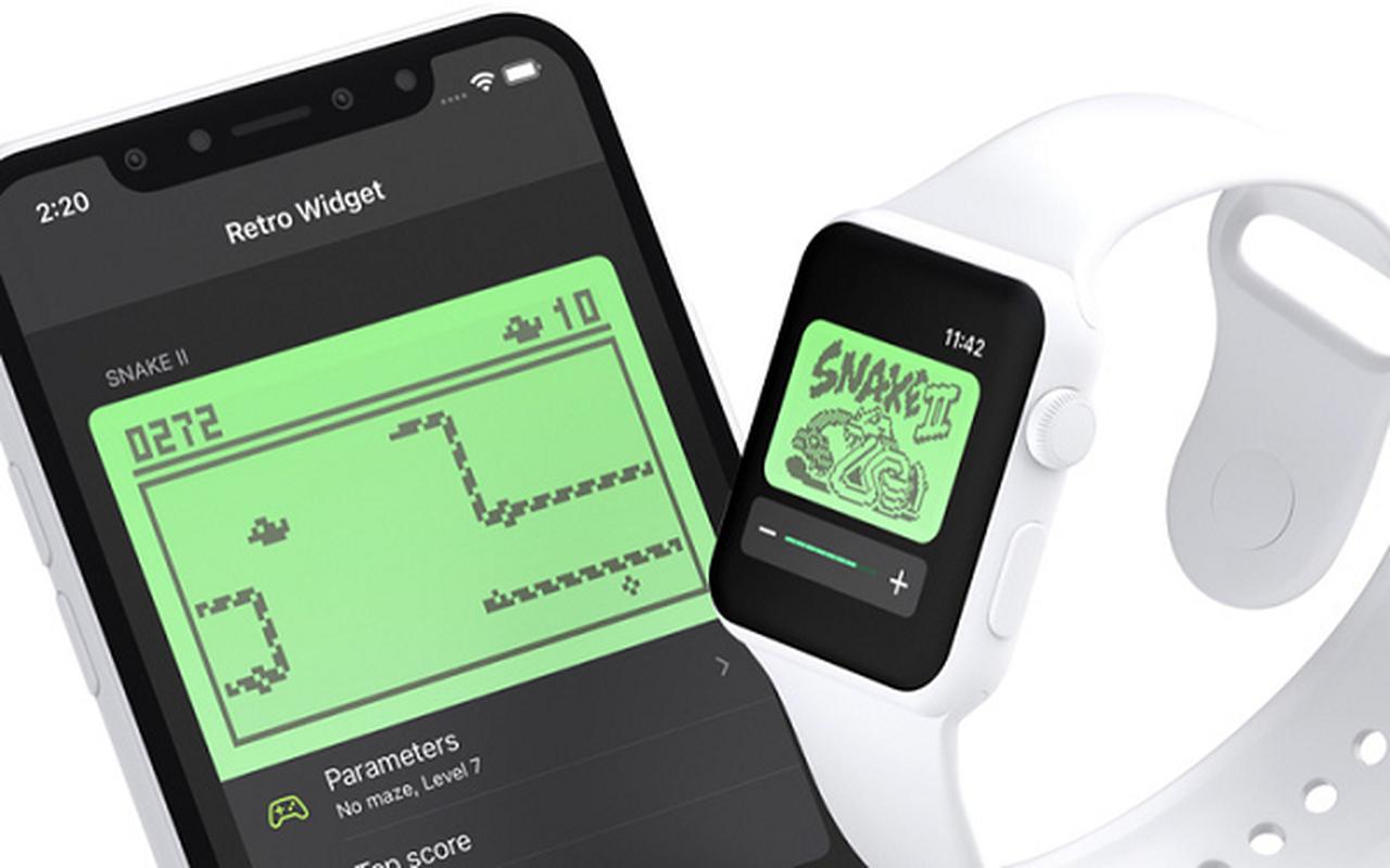 "iOS 14 tai hien game huyen thoai ""ran san moi"" tren iPhone va Apple Watch"