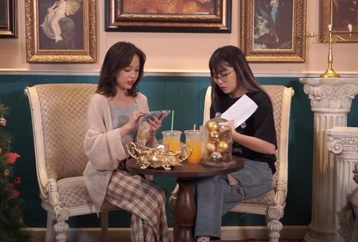 """Mung dam cuoi ban 2 cay vang, Linh Ngoc Dam bi """"soi"""" tai san"""
