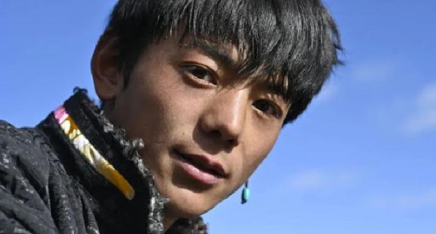 "Chang trai chan bo ""doi doi"" sau nu cuoi lo net dep dac biet-Hinh-14"