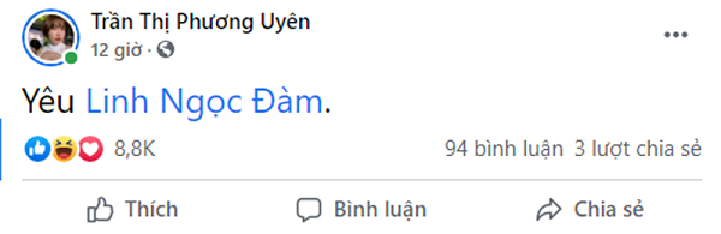 Linh Ngoc Dam nhan yeu thuong nhieu, khung bo cung lam-Hinh-5