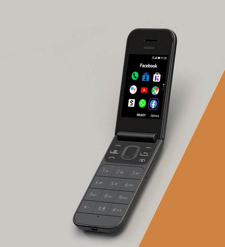 """Quen smartphone """"khung"""" di, Nokia 2720 nap gap hieu qua hon nhieu"""