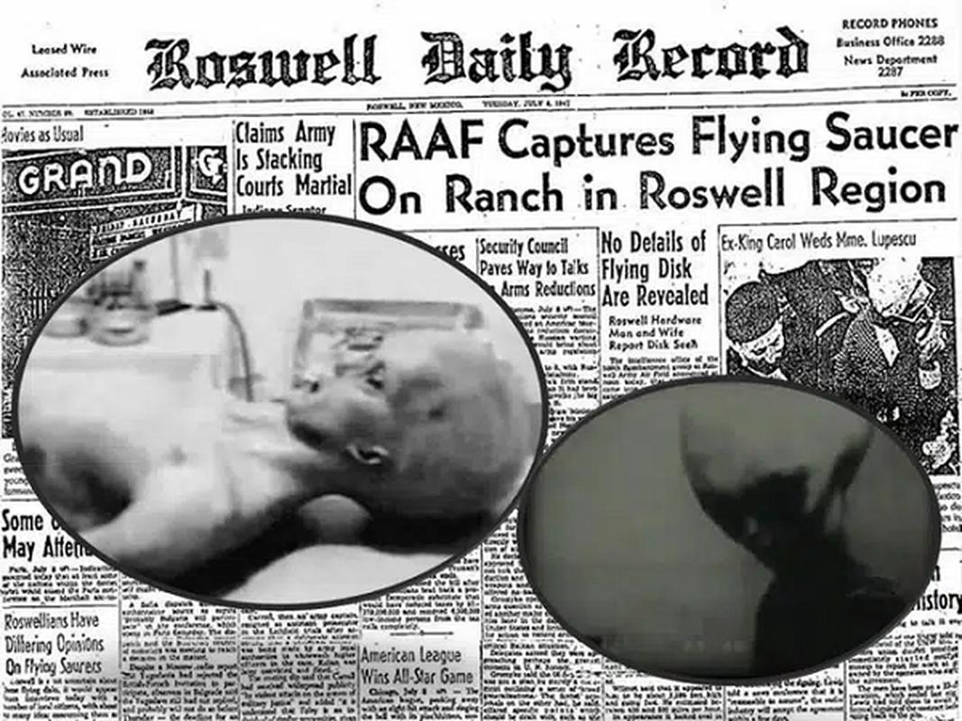 Hinh dang ky la cua hon da Roswell lo bang chung ve UFO-Hinh-7