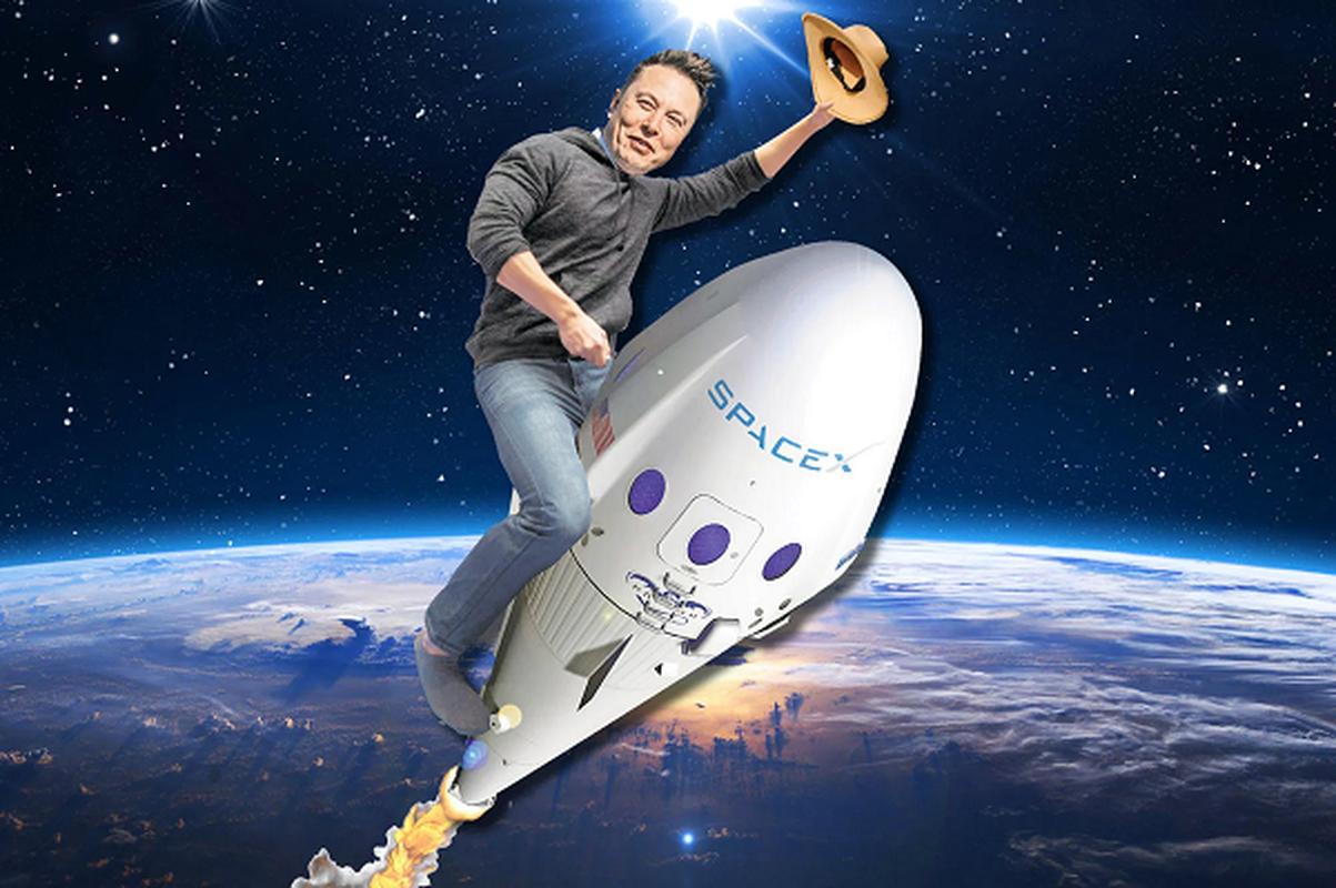 """Jeff Bezos va Elon Musk dang """"chay dua vu tru"""" vo cung gay can-Hinh-9"""