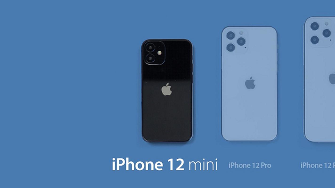 Man hinh be, pin nho khien iPhone 12 mini