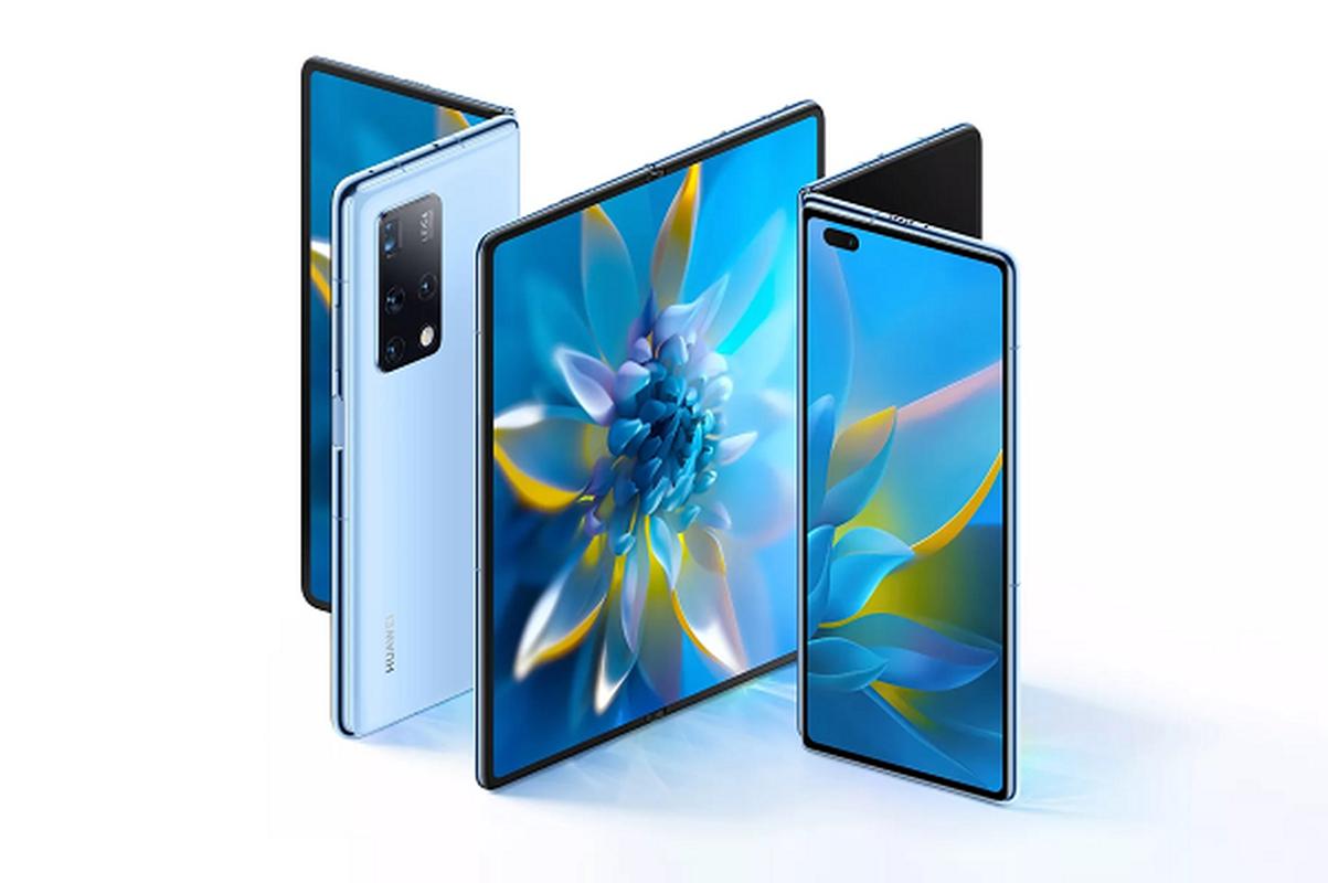 """""""Nhai"""" Samsung nhung man hinh gap cua Huawei van kem hap dan"""