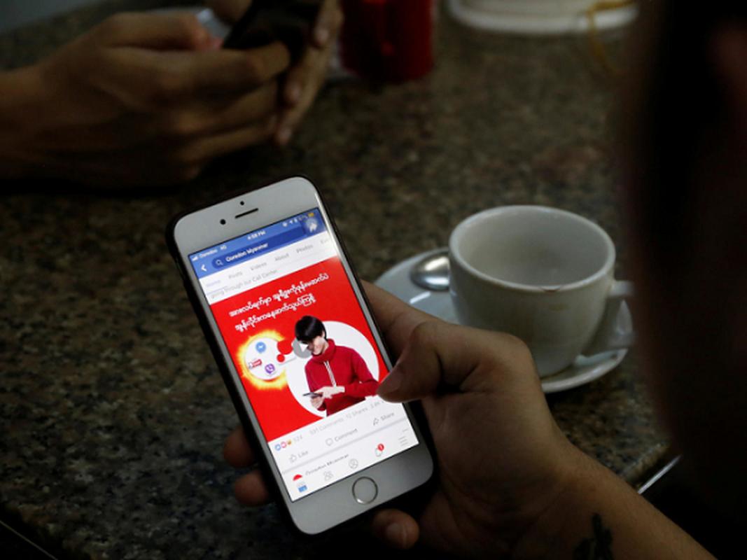 Facebook ngung hoat dong o Myanmar do bien co chinh tri-Hinh-3