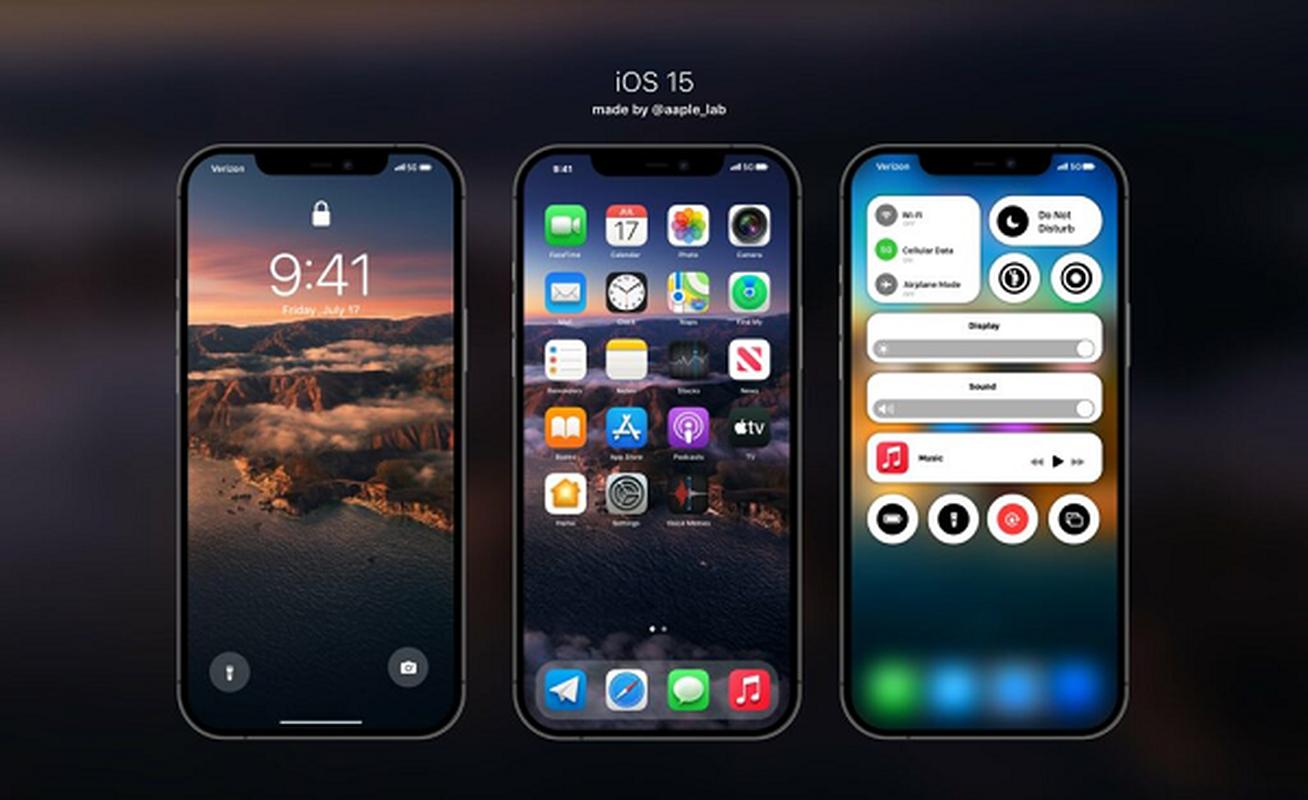 iOS 15 sap ra mat giup iPhone chia doi man hinh, nang cao bao mat-Hinh-2