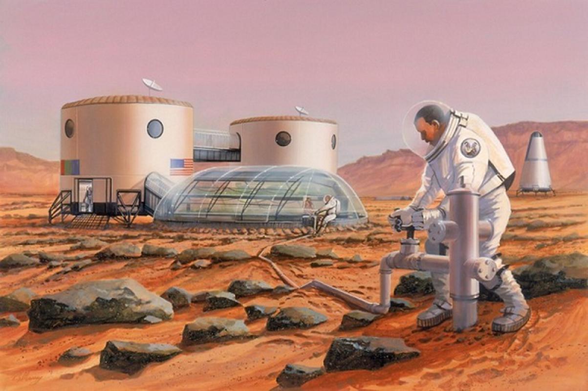 """NASA dang """"dung lo trinh"""" de dua nguoi len dinh cu tren Sao Hoa-Hinh-11"""