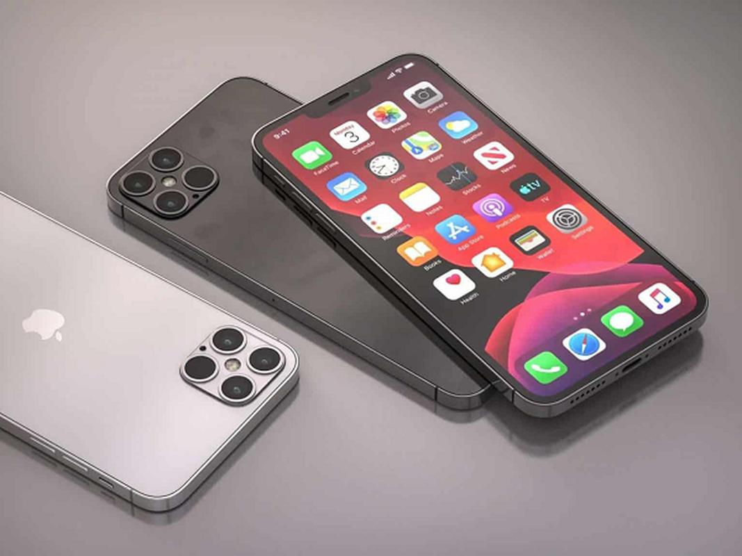 "iFan mung ""roi nuoc mat"" khi iPhone 13 co vien pin khung-Hinh-3"