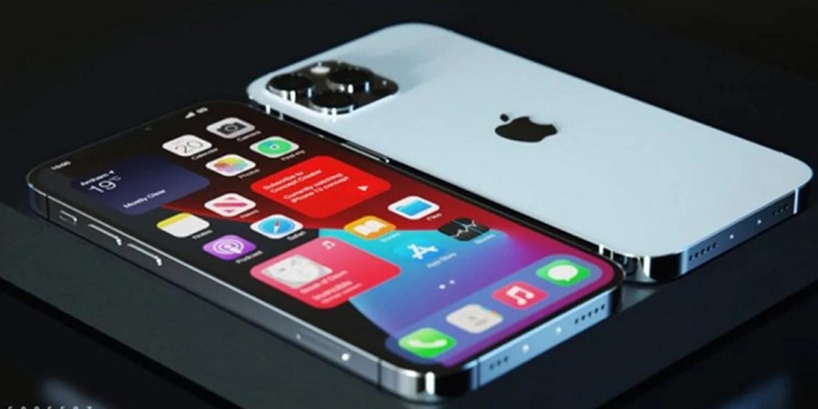 "iFan mung ""roi nuoc mat"" khi iPhone 13 co vien pin khung-Hinh-5"