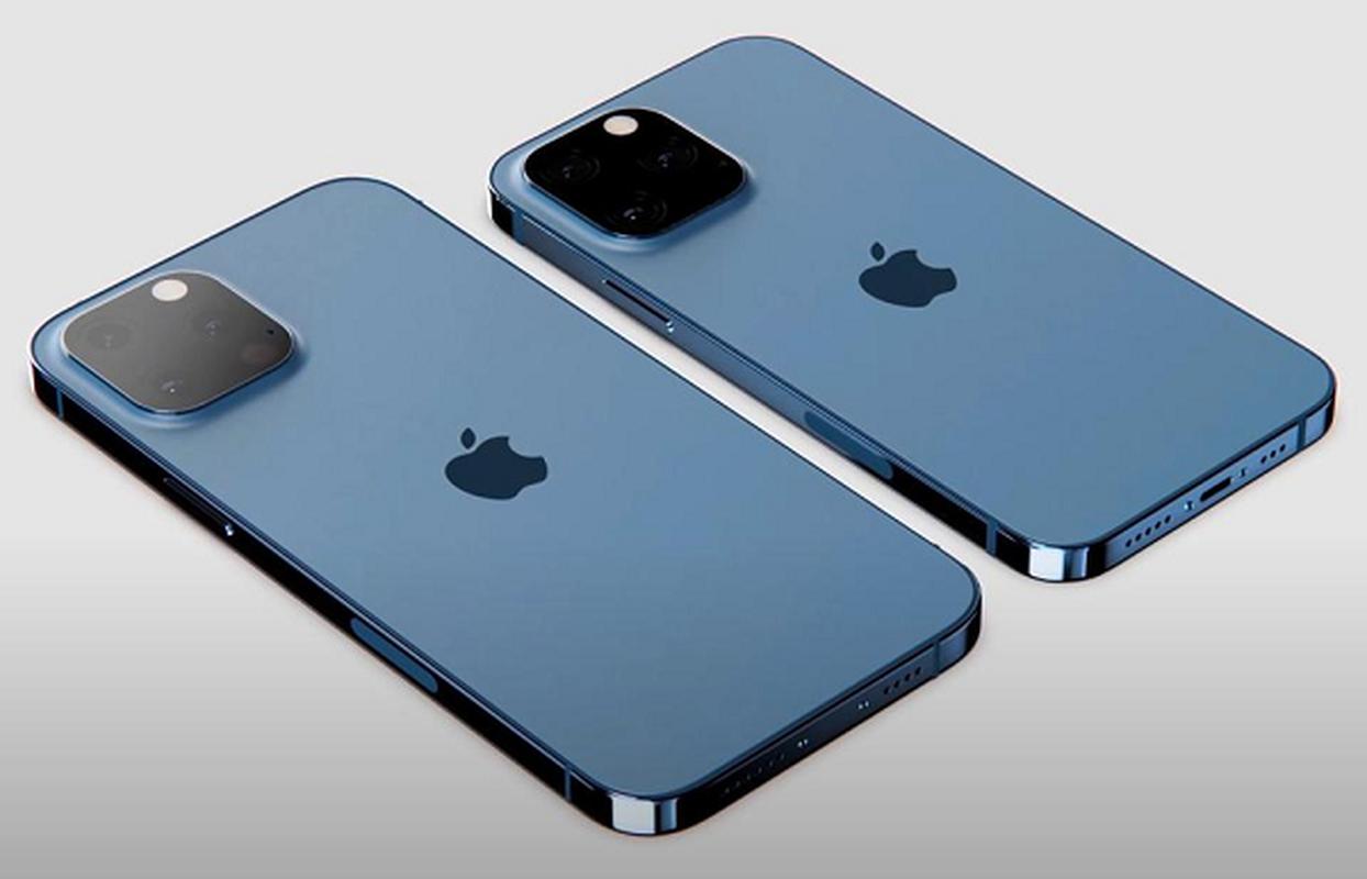 "iFan mung ""roi nuoc mat"" khi iPhone 13 co vien pin khung-Hinh-9"