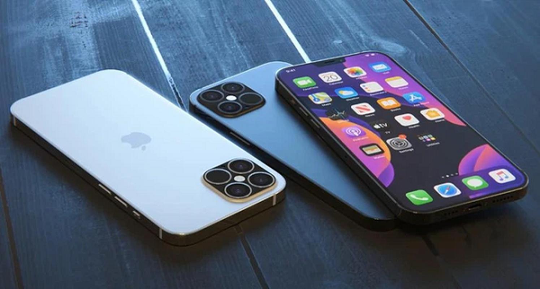 "iFan mung ""roi nuoc mat"" khi iPhone 13 co vien pin khung"