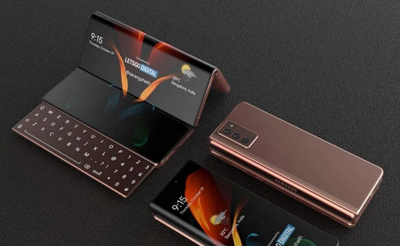 Smartphone 3 man hinh gap cua Samsung chuan bi xuat hien-Hinh-10