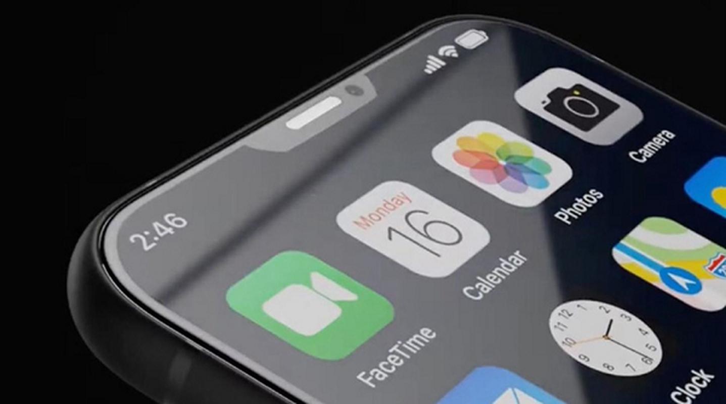 "Mat kinh iPhone 13 dep hut hon voi phan ""tai tho"" rut gon-Hinh-2"