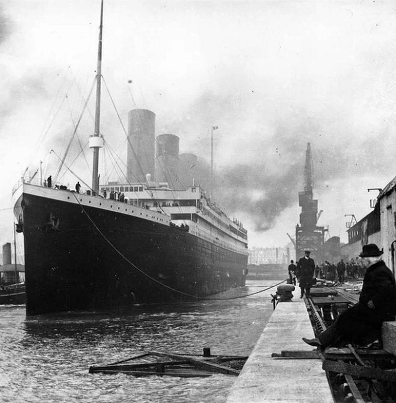 Hinh anh thuc te giai ma cau hoi: Titanic co trang le nhu loi don?-Hinh-4