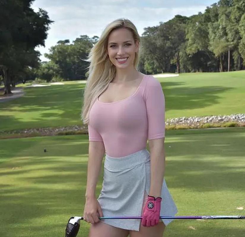 Nu golfer tung bi doa giet vi qua goi cam gio ra sao?