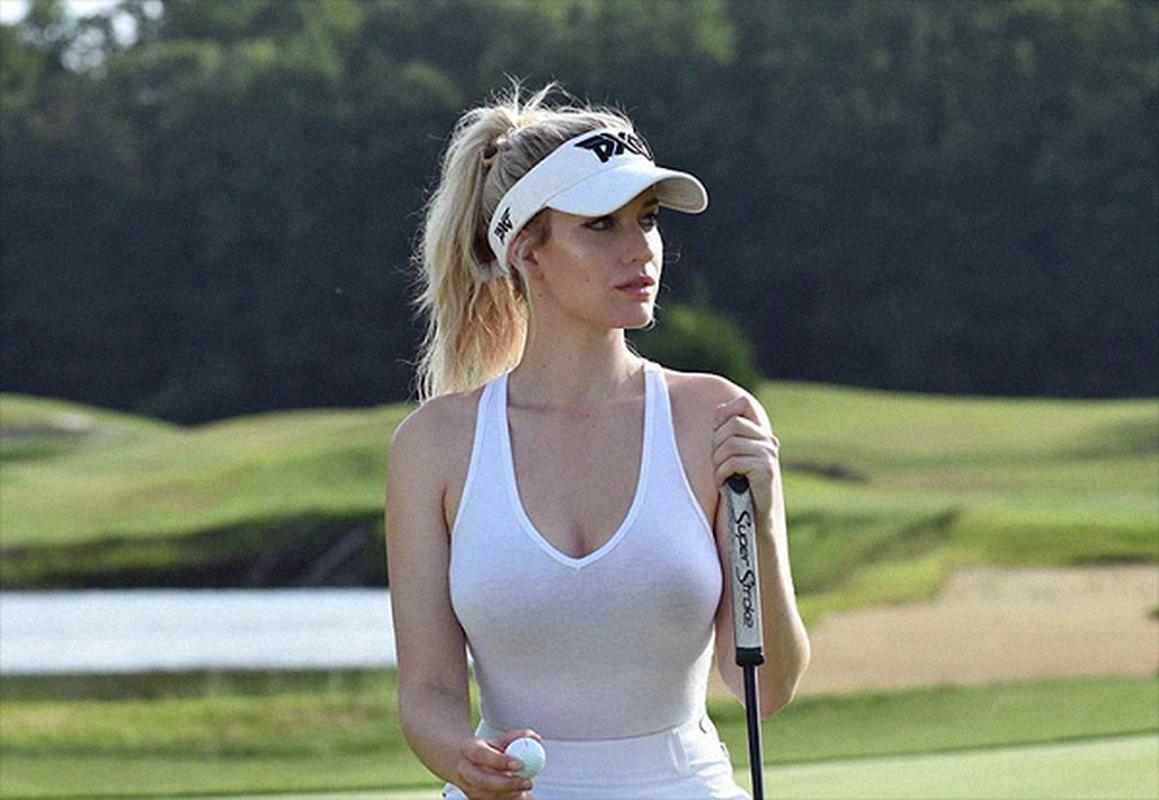 """Nhung my nhan goi cam """"dot mat"""", pha vo quy tac cua mon golf-Hinh-10"""