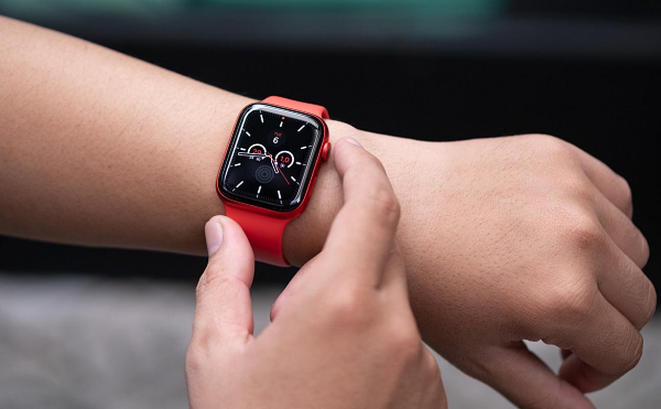 Apple Watch do duoc nong do con va duong huyet trong tuong lai?