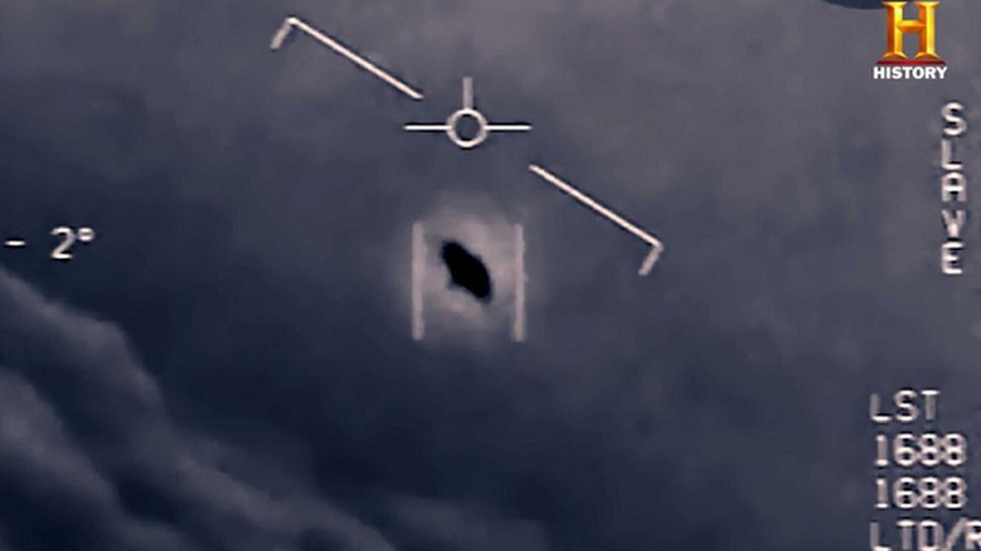 My sap tra loi chinh thuc nhung lan xuat hien cua UFO?