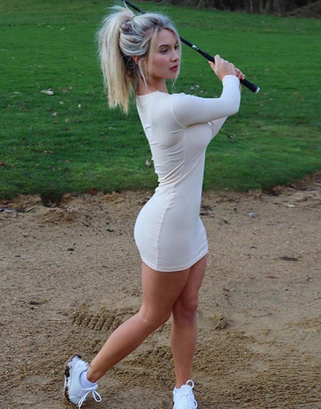 """Than hinh """"dong ho cat"""", kiem tien nhu may cua bup be lang golf-Hinh-2"""