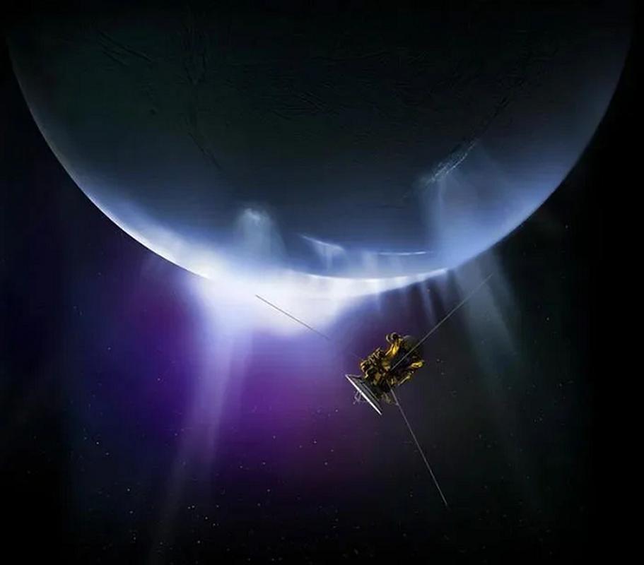 "Tau vu tru NASA bi sinh vat ""ngoai hanh tinh"" phun chat la?"