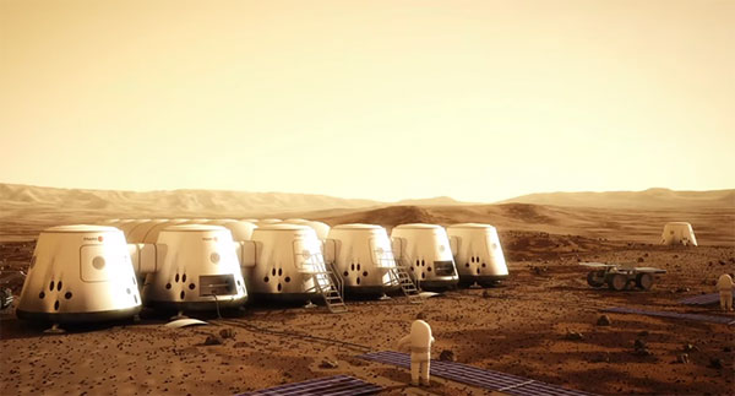 NASA tuyen nguoi khat khe the nao de song tren