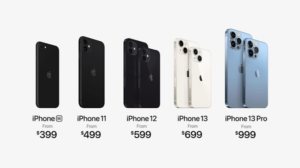Can canh iPhone 13 va loat