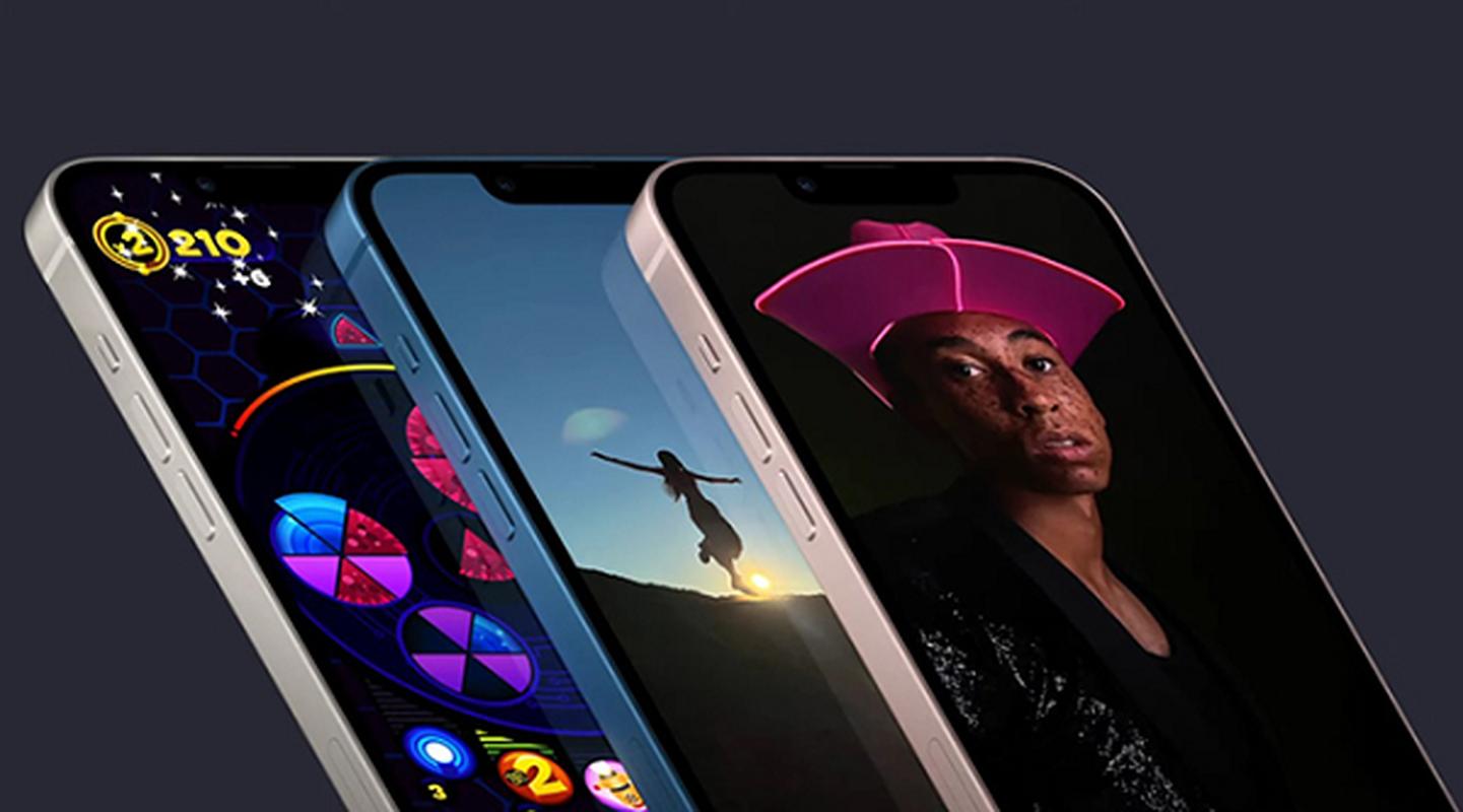 Tat tan tat 4 mau iPhone 13 dep long lanh Apple moi trinh lang-Hinh-7