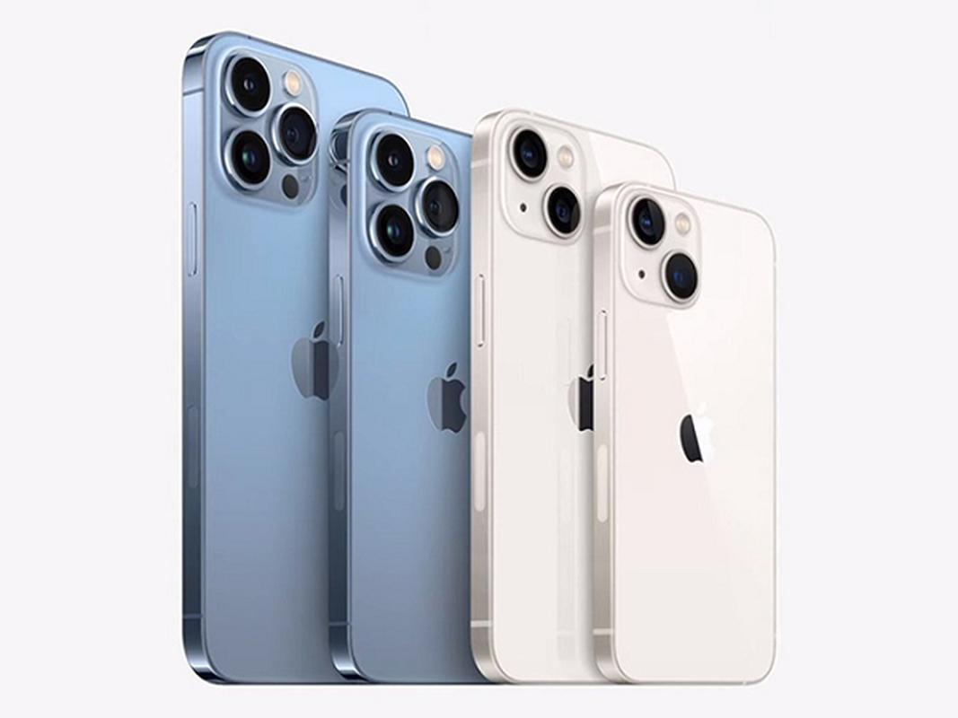 Bi che nham chan, vi sao iPhone 13 van