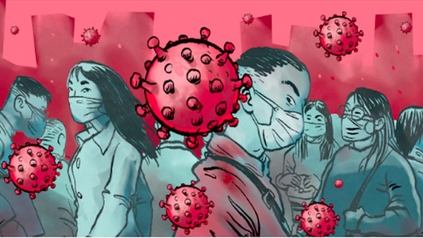 Giot ban chua virus SARS-CoV-2 song dai bao lau trong khong khi?-Hinh-10
