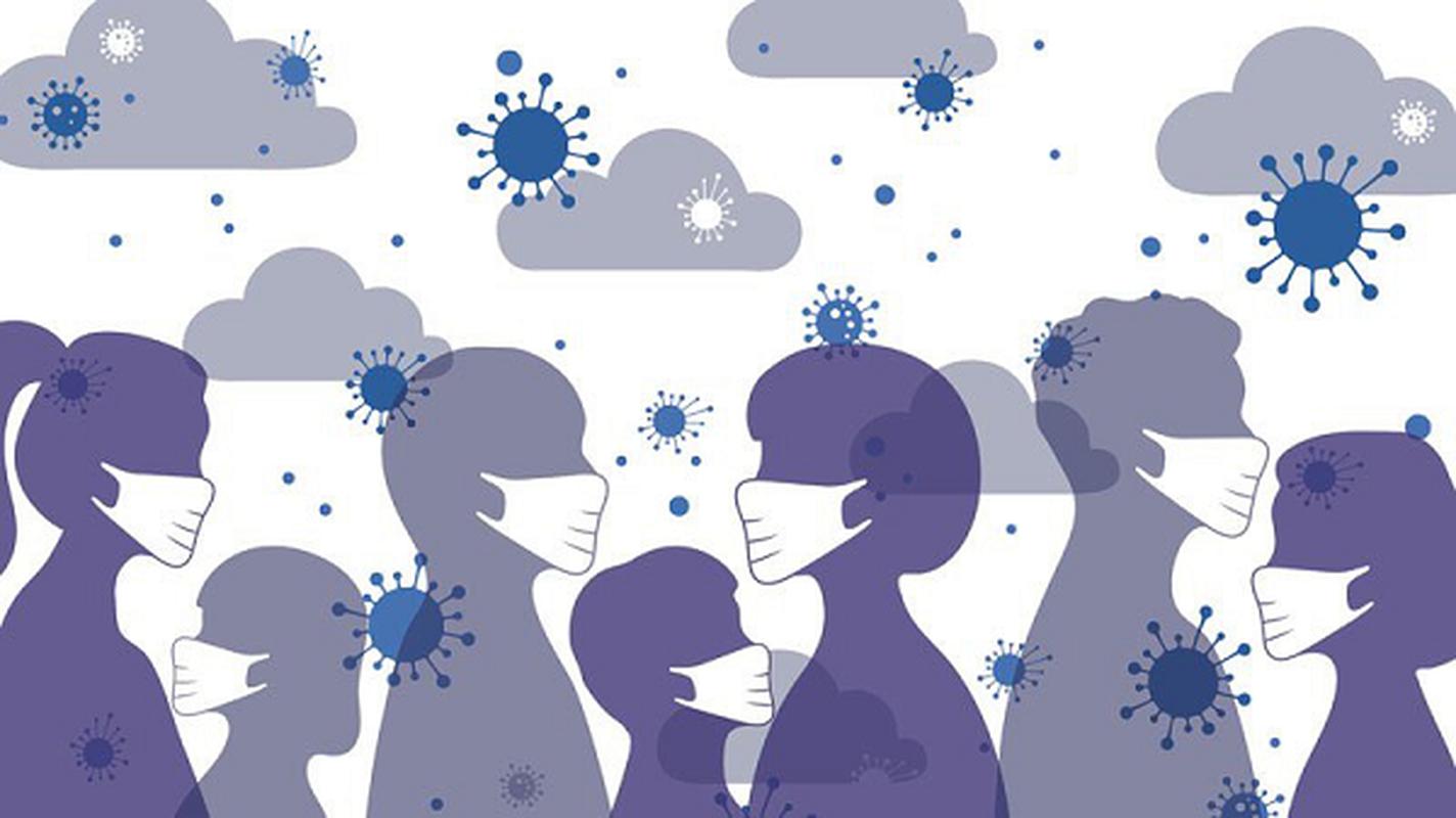 Giot ban chua virus SARS-CoV-2 song dai bao lau trong khong khi?-Hinh-3