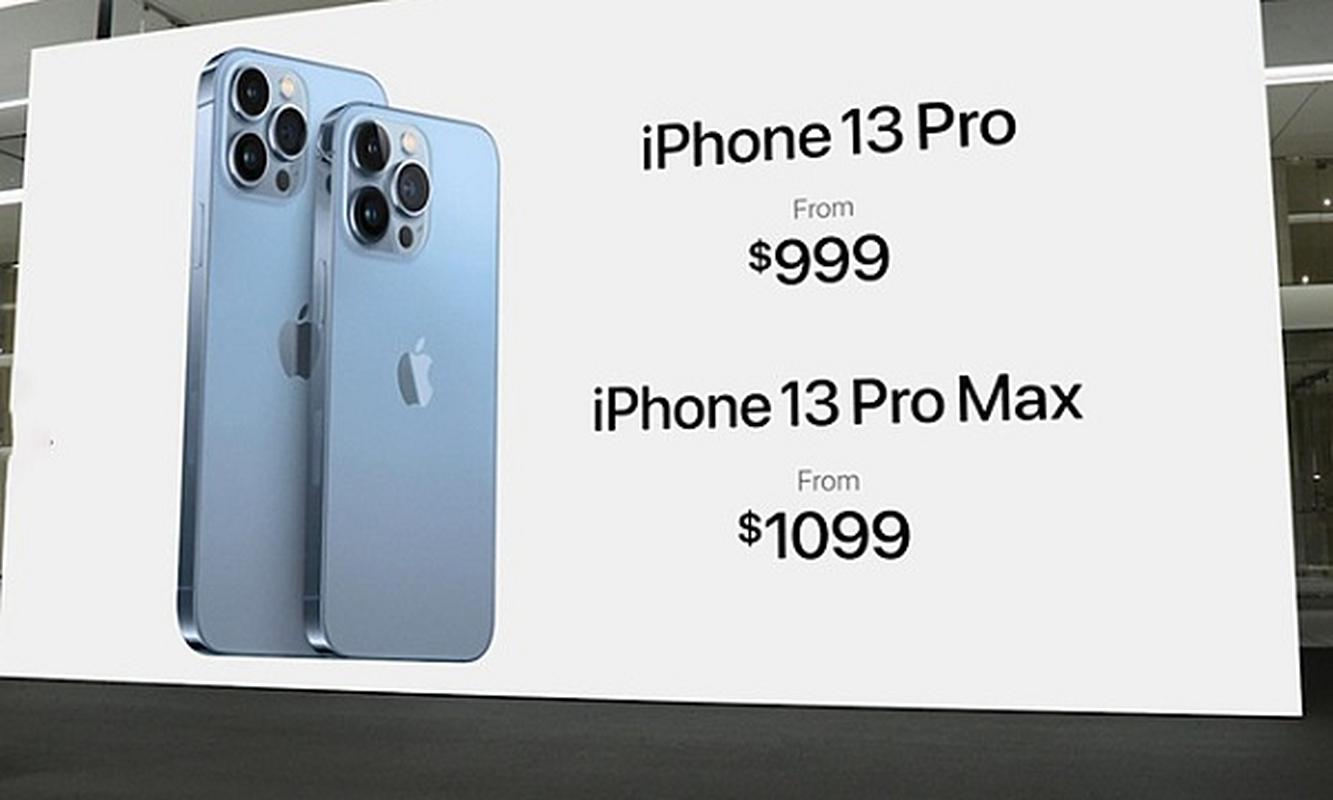 Vi sao sieu pham iPhone 13 Pro Max duoc nguoi Viet san lung nhat?