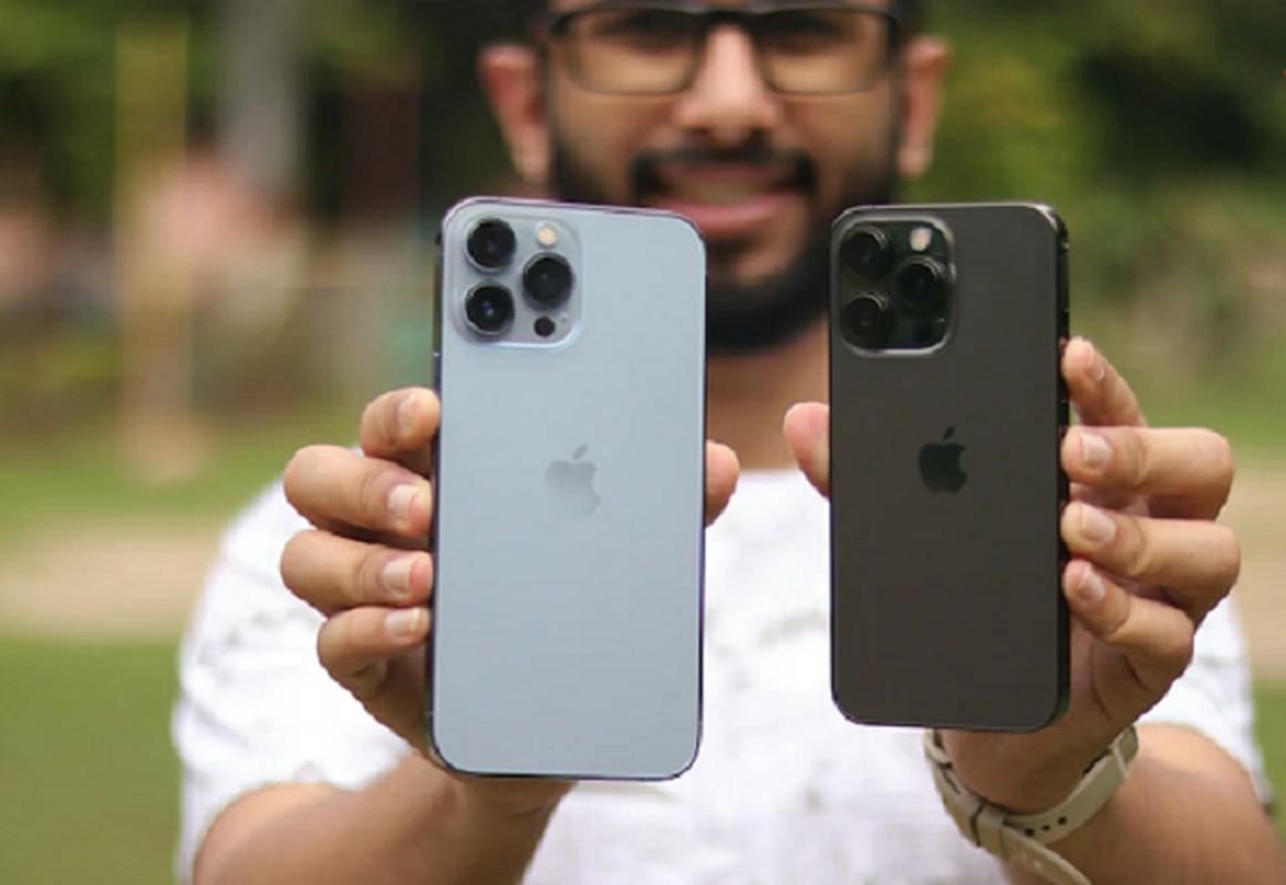 Cuc soc ly do khien iPhone 13