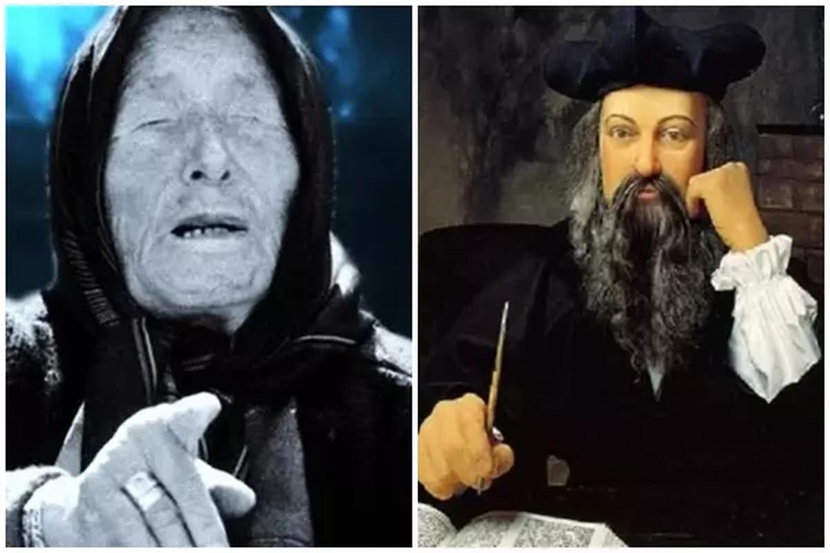 Chan dong tien tri song trung cua Vanga va Nostradamus ve nam 2022