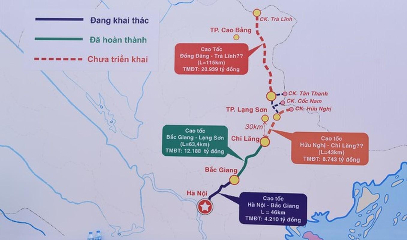 Cao toc BOT Bac Giang - Lang Son se duoc di thu mien phi-Hinh-9