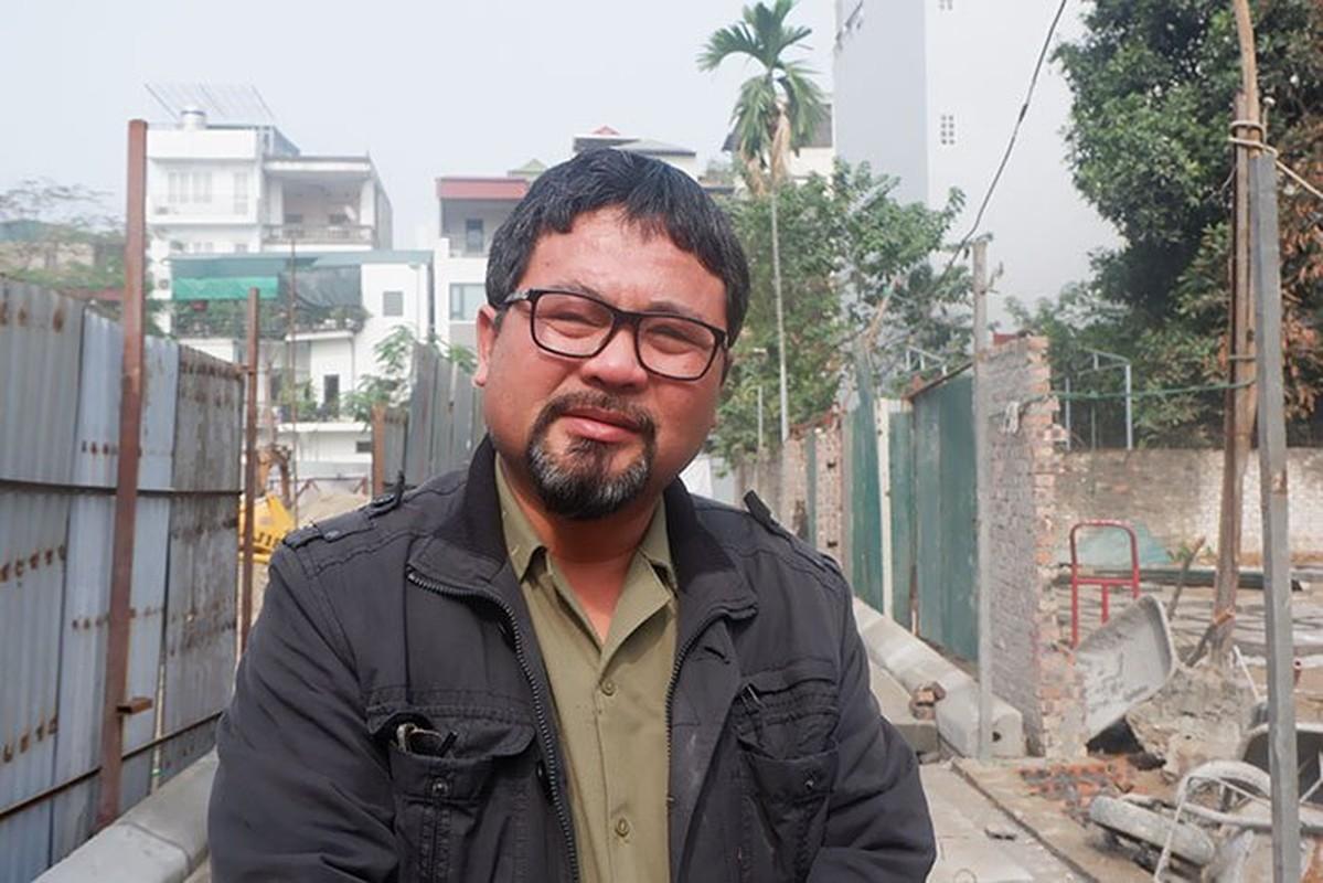 """Vu muong thoi ngap rac thai: Nguoi dan """"hut hang"""" vi dang thi cong quan bat dung?-Hinh-4"""