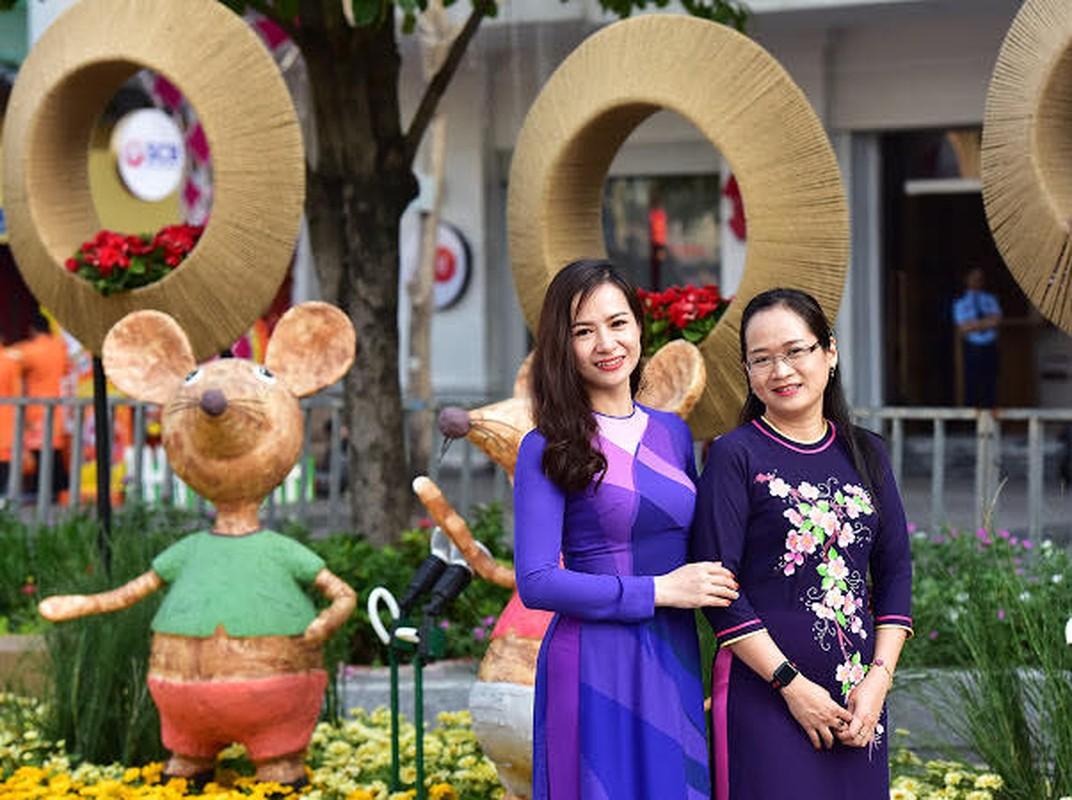 Chiem nguong duong hoa Nguyen Hue truoc ngay khai mac-Hinh-10