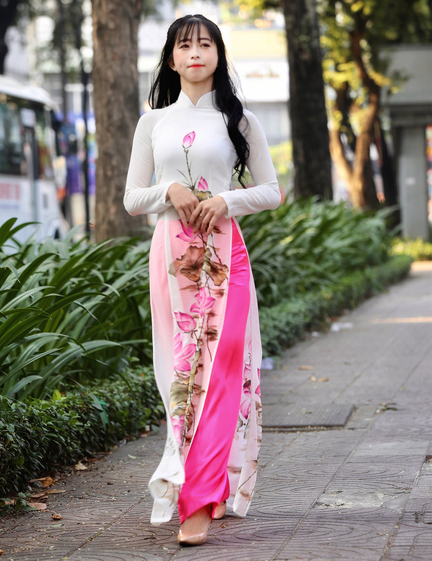 'Hotgirl lang vo' Chau Tuyet Van chia se ve nhung cai tet vang nha-Hinh-6