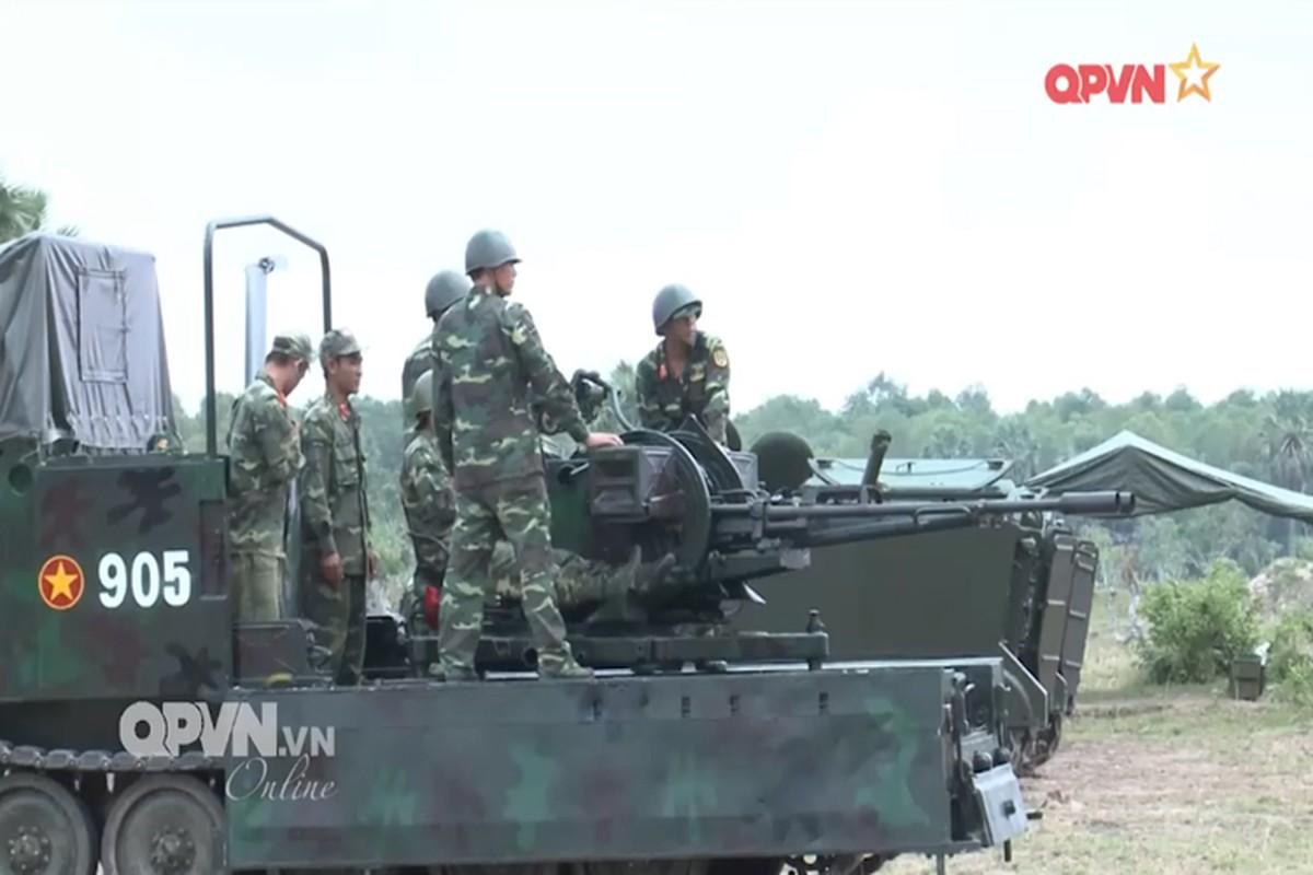 Kinh ngac dan phao coi tu hanh moi cua phao binh Viet Nam-Hinh-7
