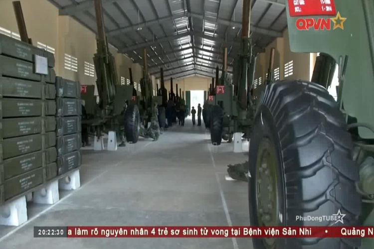 Lai lich phao keo 155mm doc nhat cua Viet Nam