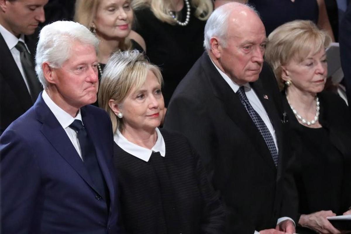 Can canh cac chinh tri gia My trong le tang TNS John McCain-Hinh-7