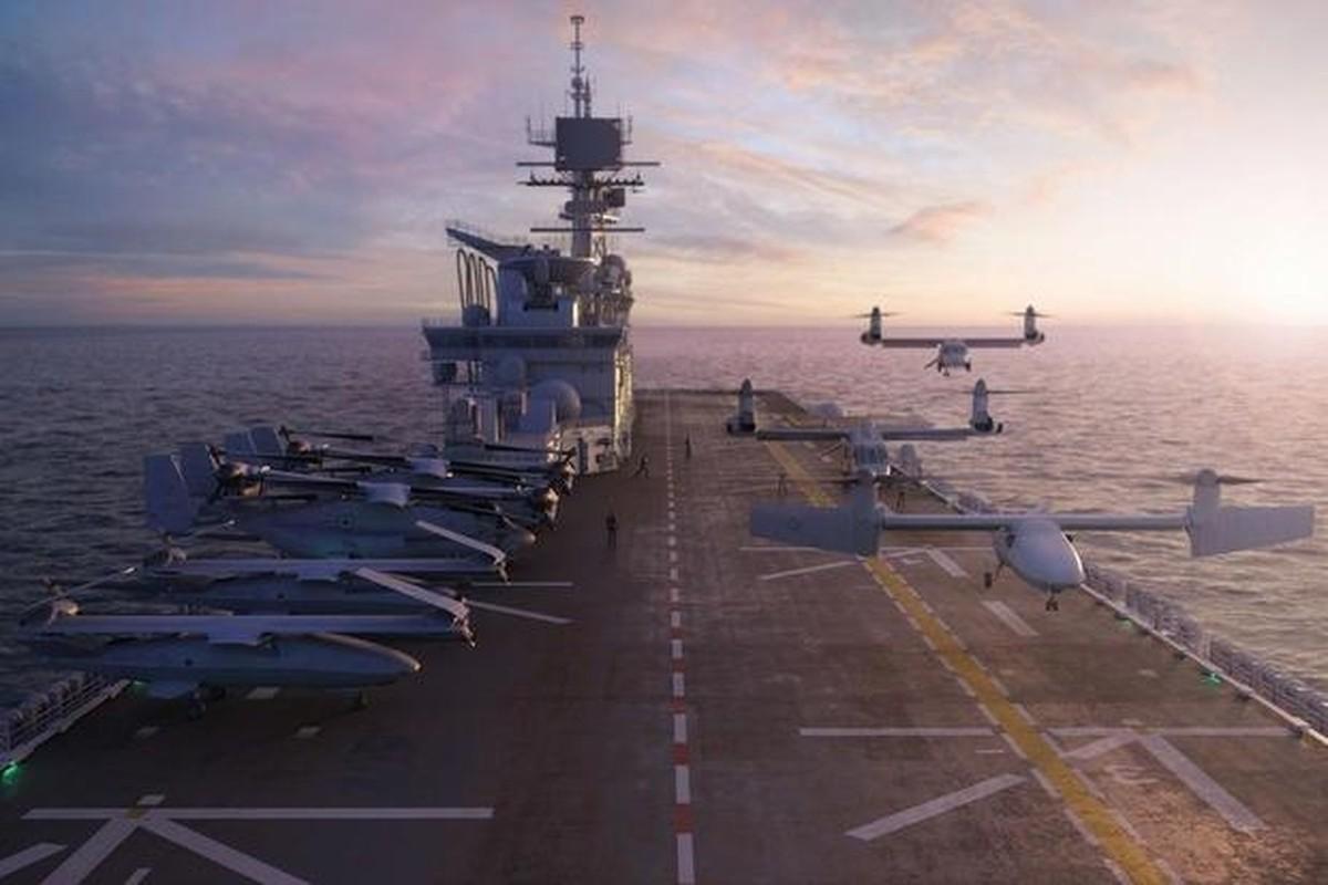 Bat ngo UAV canh lat My manh ngang chien dau co-Hinh-9
