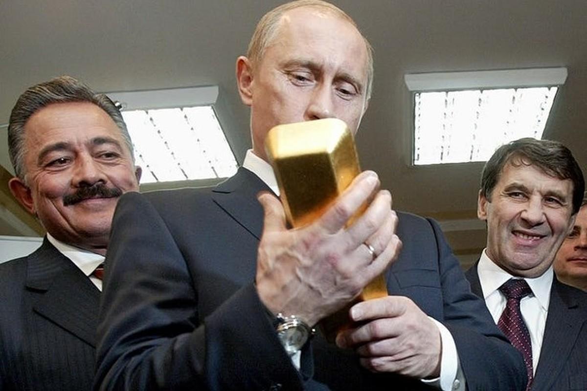 """Cac dau hieu khien phuong Tay nghi Tong thong Putin giau """"kech xu"""""""