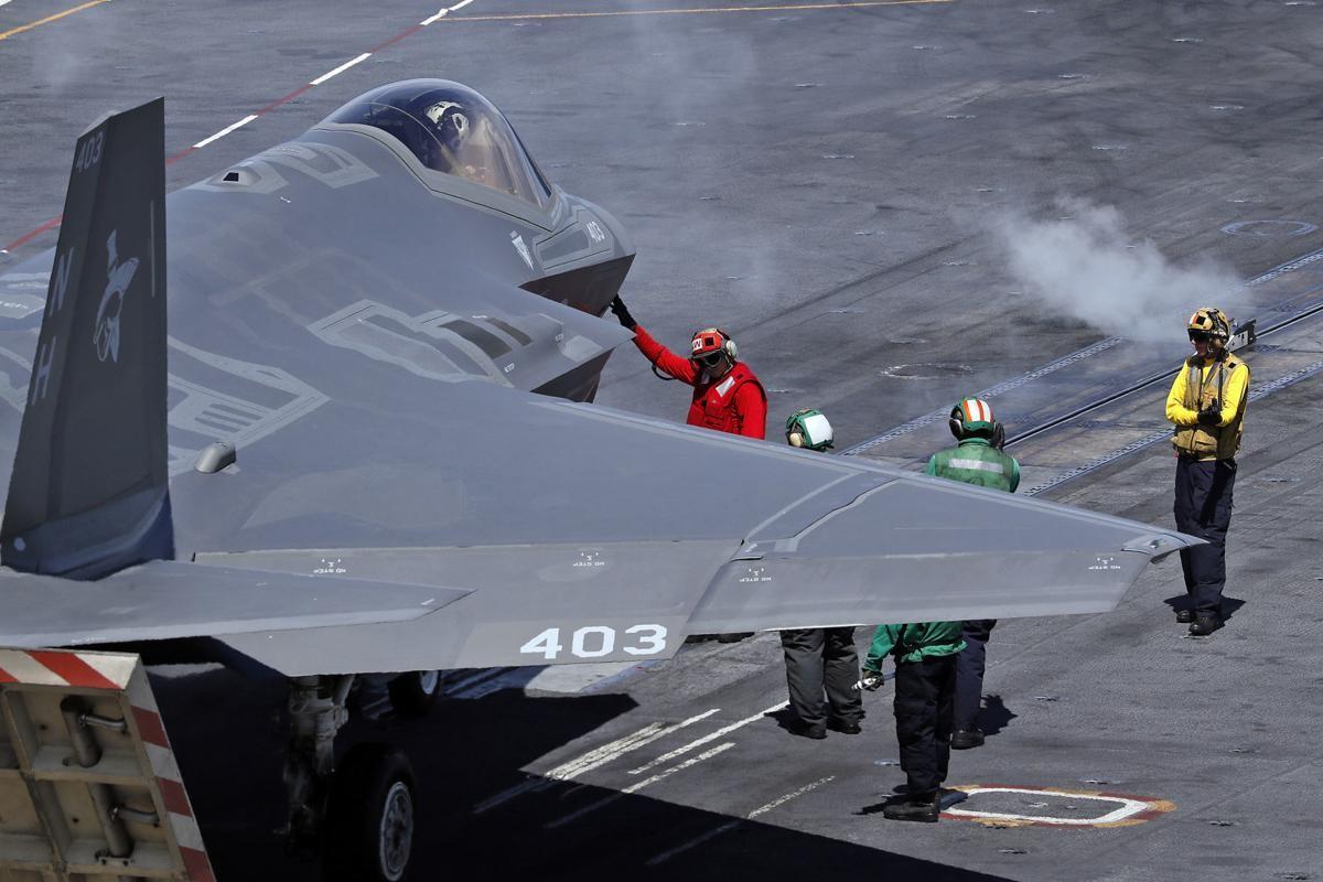 F-35 ngung bay tren toan the gioi va nghi an phu tung Trung Quoc-Hinh-4