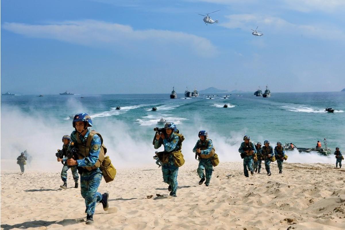 Hinh anh oai hung cua Quan doi Nhan dan Viet Nam sau 75 nam xay dung, phat trien-Hinh-8